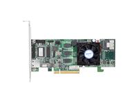 Areca 4-Port PCIe 2.0 Internal SAS/SATA RAID Controllers