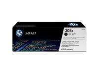 HP 305X (CE410X) Original Toner Cartridge - Single Pack