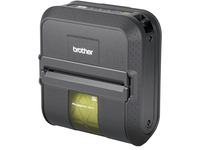 Brother RuggedJet RJ4030 Direct Thermal Printer - Monochrome - Portable - Label Print - USB - Serial - Bluetooth