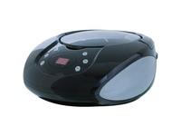 GPX BC112B Radio/CD Player BoomBox