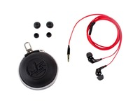 I/OMagic Jam Session Premium In-Ear Headphones with Microphone (iPod Compatible)