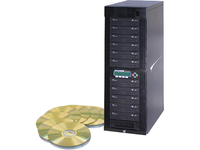 Kanguru 11 Target, 24x Network DVD Duplicator with Internal Hard Drive