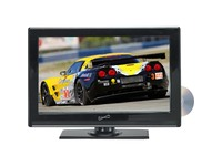 "Supersonic SC-2212 22"" TV/DVD Combo - HDTV - 16:9 - 1920 x 1080 - 1080p"