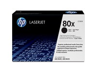 HP 80X (CF280X) Original Toner Cartridge - Single Pack