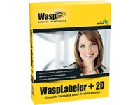Wasp WaspLabeler +2D - Complete Product - 5 User - Standard