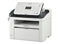 Canon FAXPHONE L100 Laser Multifunction Printer - Monochrome - White