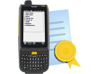 Wasp HC1 (QWERTY) + Inventory Control Mobile License
