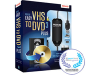 Corel Easy VHS to DVD v.3.0 Plus - Complete Product - 1 User - Standard