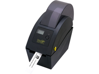 Wasp WHC25 Direct Thermal Printer - Monochrome - Desktop - Wristband Print - Ethernet - USB