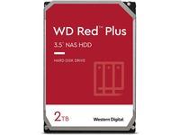 "WD Red WD20EFRX 2 TB Hard Drive - SATA (SATA/600) - 3.5"" Drive - Internal"