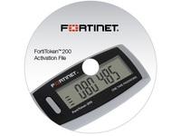 Fortinet FortiToken-200CD Hardware (OTP) Token