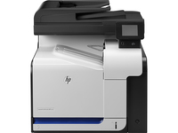 HP LaserJet Pro 500 M570DN Laser Multifunction Printer - Color