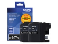 Brother Genuine Innobella LC1072PKS Super High Yield Black Ink Cartridge