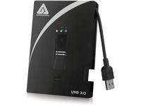 """Apricorn Aegis Bio A25-3BIO256-1000 1 TB Portable Hard Drive - 2.5"""" External"""