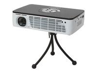 AAXA Technologies P300 Pico Pocket Projector 500 Lumens HDMI USB Media Player WXGA - LED - 20,000 Hour LED - 1280 x 800 WXGA - 2,000:1 - 500 lm - HDMI - USB - VGA In - microSD - 25W