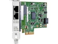 HP 361T PCIe Dual Port Gigabit NIC