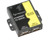 Brainboxes 2 Port RS422/485 Ethernet to Serial Adapter