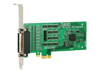 Brainboxes 4 Port RS422/485 PCI Express Serial Card