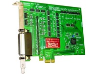 Brainboxes 4 Port RS422/485 PCI Express Serial Port Card With Opto Isolation