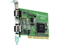 Brainboxes 1 Port RS232 plus 1 Port RS422/485 PCI Serial Card