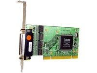 Brainboxes 4 Port RS232 PCI Serial Card DB9