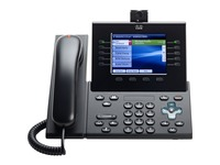 Cisco Unified 9951 IP Phone - Refurbished - Charcoal