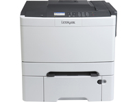 Lexmark CS410DTN Laser Printer - Color - 2400 x 600 dpi Print - Plain Paper Print - Desktop - 220V TAA Compliant