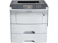 Lexmark MS610 MS610DTE Desktop Laser Printer - Monochrome