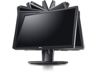 "Dell UltraSharp U2412M 24"" WUXGA LED LCD Monitor - 16:10 - Black"