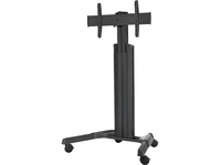 InFocus Mobile Cart Pro for Mondopad or BigTouch(Black)