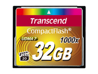 Transcend Ultimate 32 GB CompactFlash