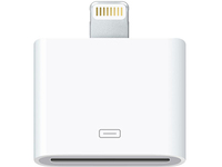 4XEM 8-Pin Lightning To 30-Pin Adapter for iPhones 5 5S 6 6S 6Plus 7 7Plus /iPods/iPads
