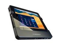 """Cybernet CyberMed CyberMed-T10B Tablet - 9.7"""" XGA - 4 GB RAM - 60 GB SSD - Black"""