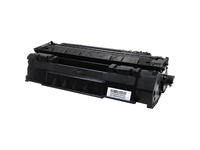 eReplacements CE505A-ER New Compatible Toner Cartridge - Alternative for HP (CE505A) - Black