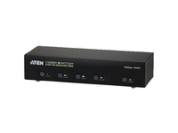 ATEN 4-Port VGA Switch with Audio