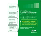 APC Extended Warranty Service Pack - 1 Year - Service