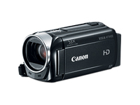"Canon VIXIA HF R400 Digital Camcorder - 3"" - Touchscreen LCD - CMOS - Full HD - Black"