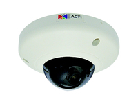 ACTi 1 Megapixel Network Camera - Dome
