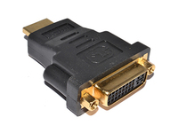 4XEM HDMI Male To DVI-D Female Gold Plated Video Adapter