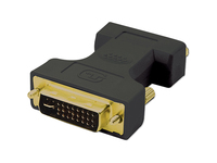 4XEM DVI Male To VGA Female Adapter SVGA SXGA UXGA HDTV