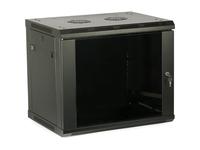4XEM 9U Wall Mounted Server Rack/Cabinet