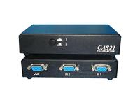 4XEM 2 Port VGA Switch