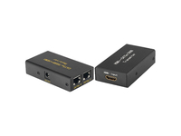 4XEM 30M/100Ft HDMI Extender Over Double Cat-5E or Cat-6 RJ45