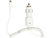 4XEM Car Charger For iPhone 5/5S, 6 and 6Plus