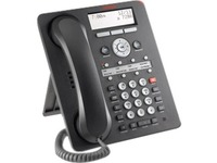 Avaya 1408 Standard Phone - Black