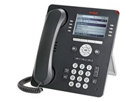 Avaya 9508 IP Phone - Wall Mountable, Desktop - Charcoal Gray