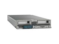 Cisco B200 M3 Blade Server - 2 x Xeon E5-2620 - 64 GB RAM HDD SSD - Serial ATA/600, 6Gb/s SAS Controller