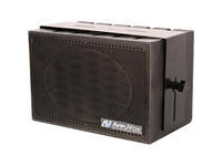 AmpliVox Mity Box S1230 Wall Mountable Speaker - 50 W RMS - Black