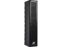 AmpliVox Line Array S1234 Wall Mountable Speaker - 30 W RMS - Silver Gray, Black, Gray