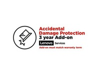 Lenovo Accidental Damage Protection (Add-On) - 3 Year - Service